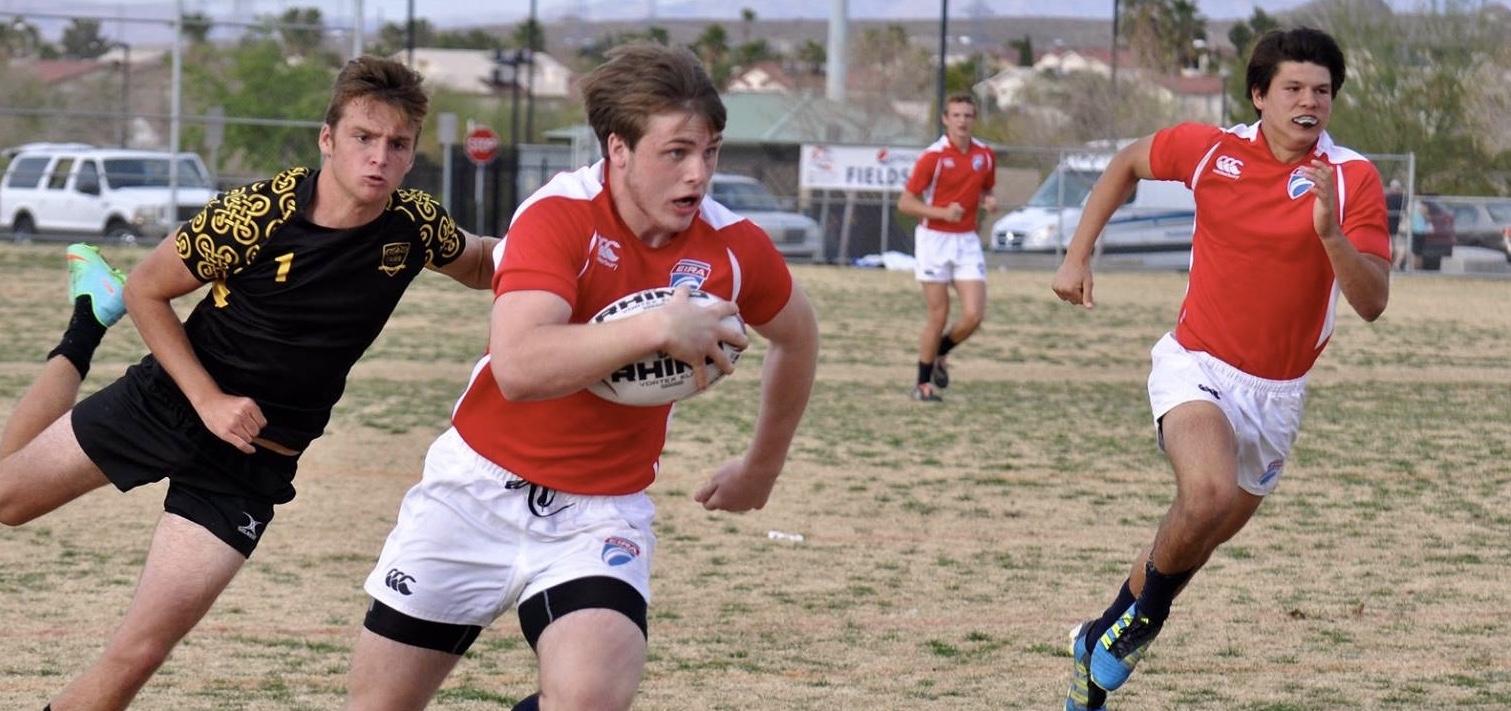Jack Wendling Eagle Impact Rugby Academy. Heide Newby photo.