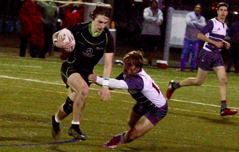 Kieran Farmer, The Woodlands rugby