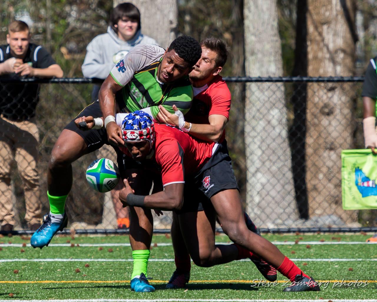 Life University rugby v Davenport March 4, 2017. Steve Zomberg photo.