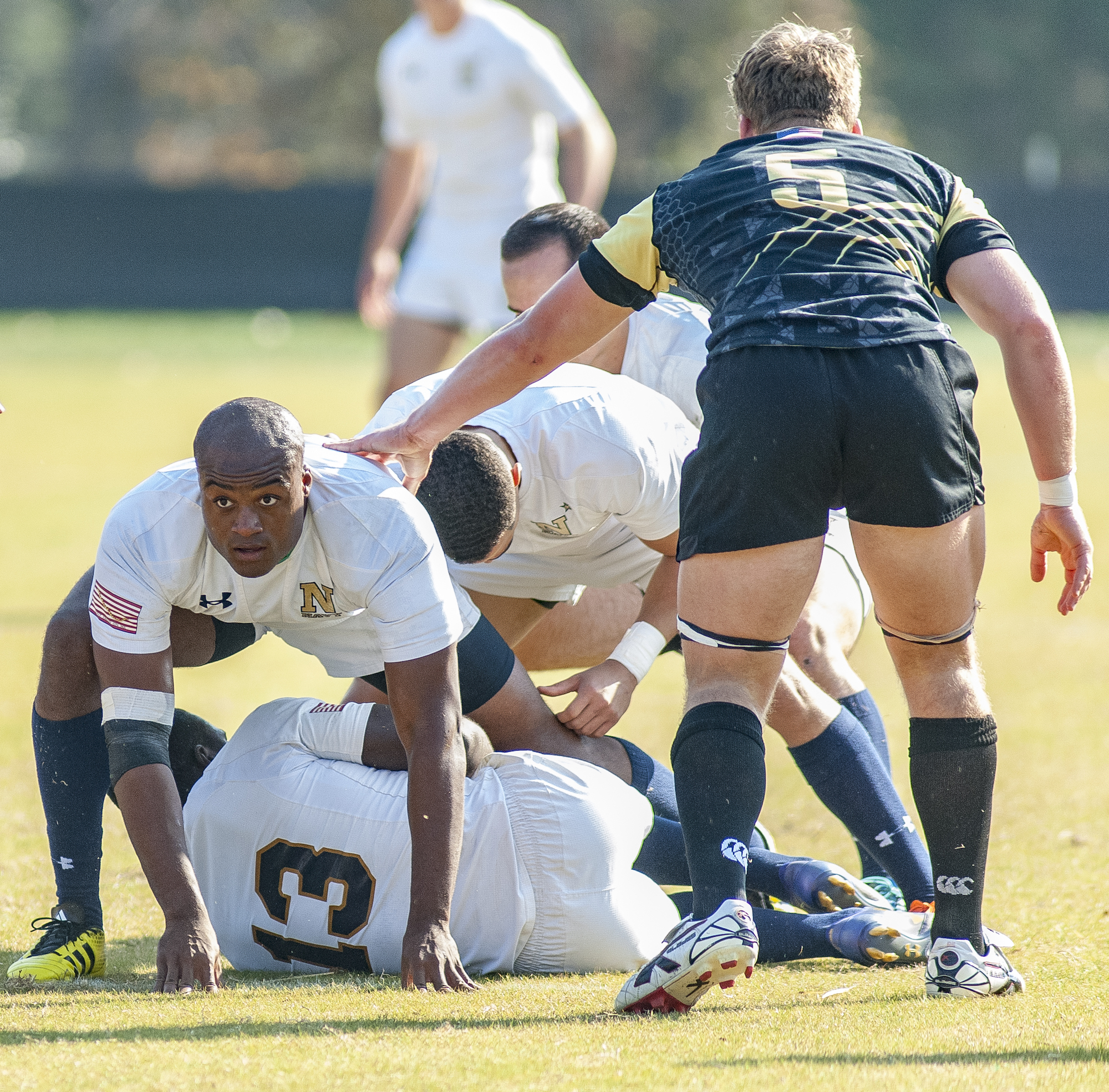 College Rugby Lindenwood v Navy Fall 2016. Colleen McCloskey photo
