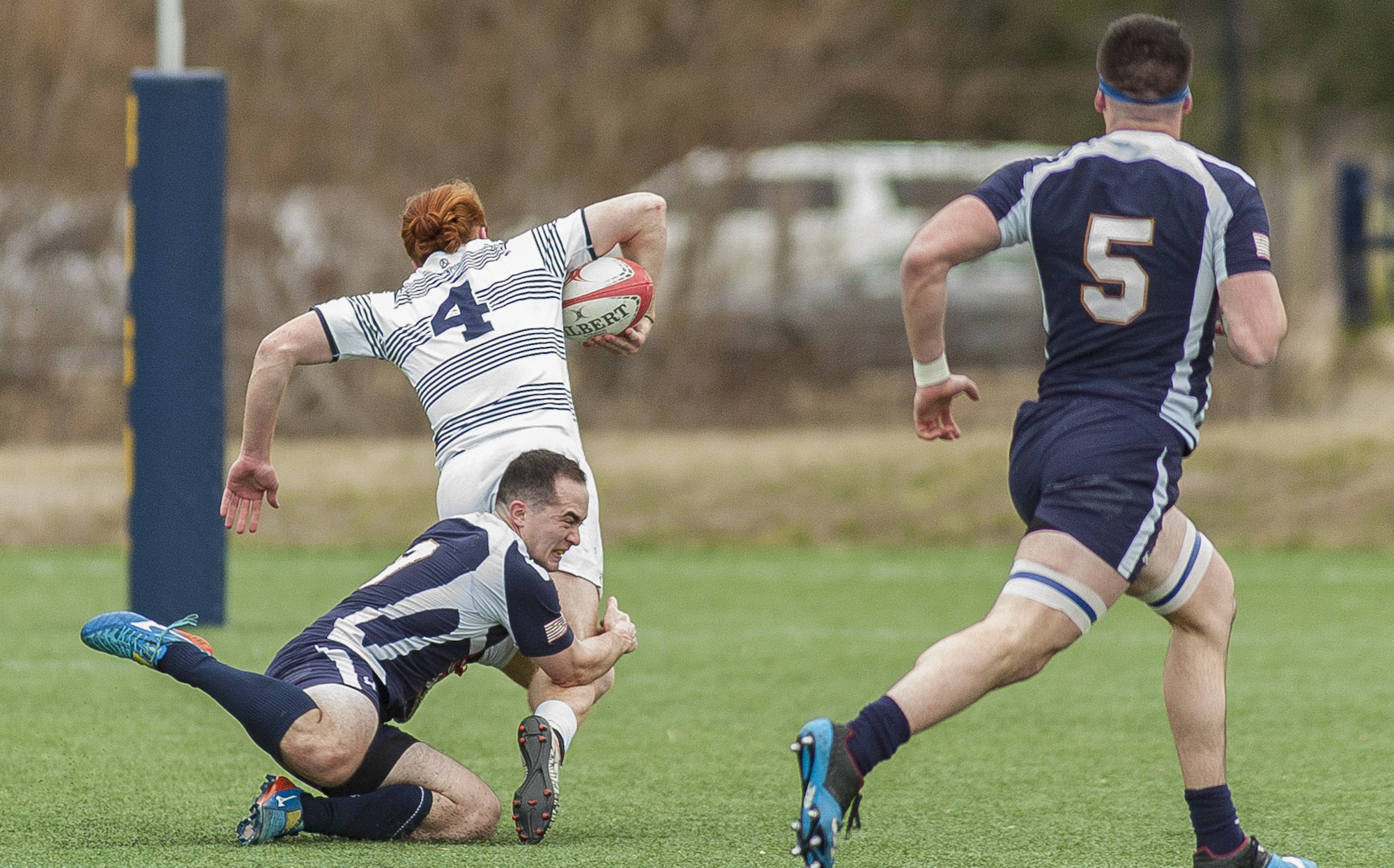 Penn State v Navy Feb 2017 - Colleen McCloskey photos for Goff Rugby Report.