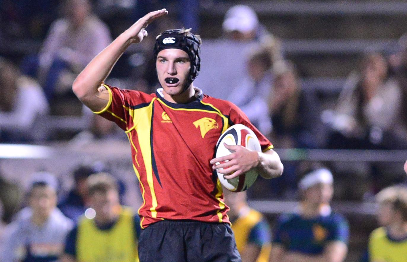 Jackson Baere - Torrey Pines  Rugby - Anna Scipione photo.