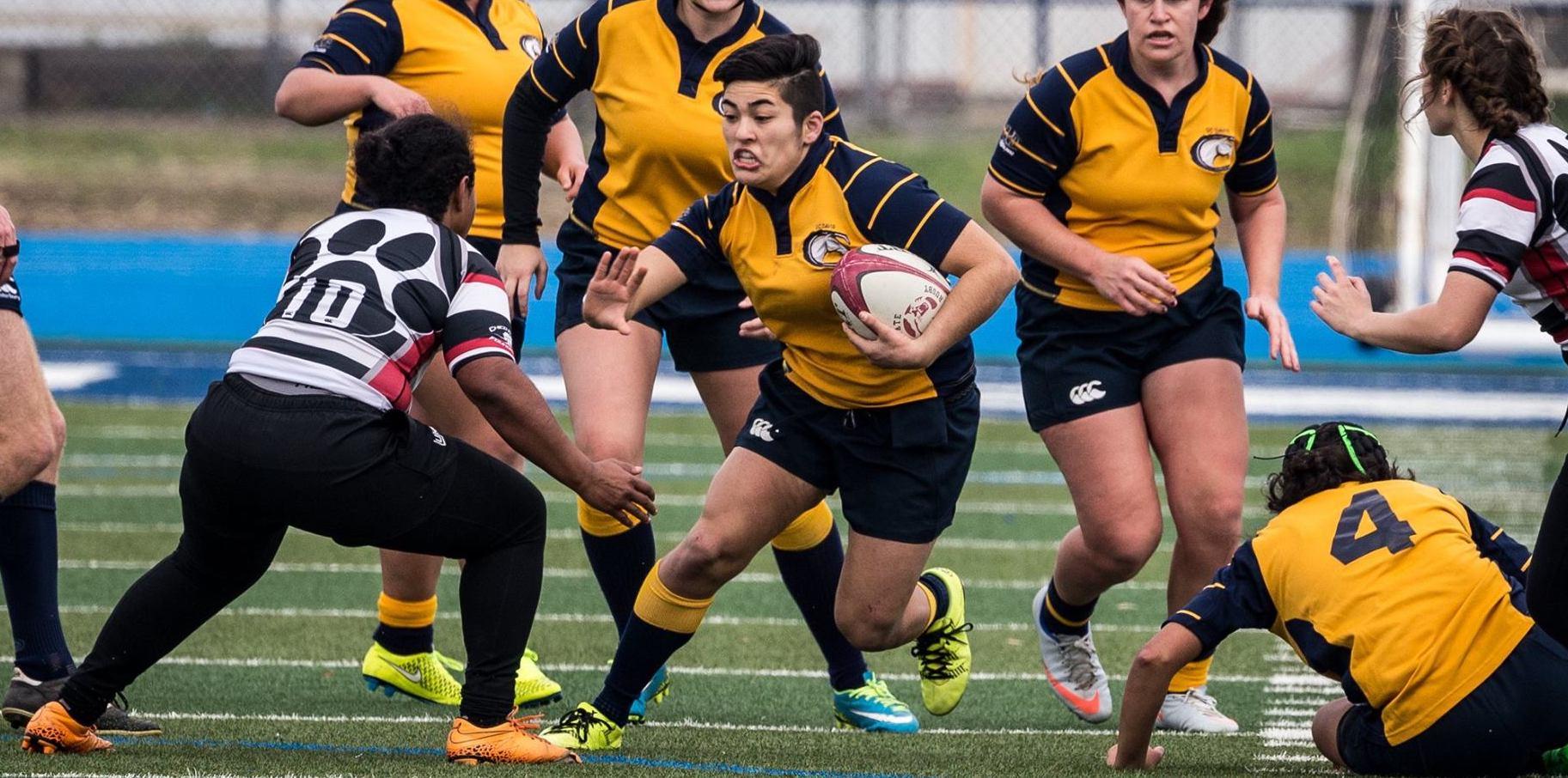 Sydnee Watanabe, UC Davis women's rugby