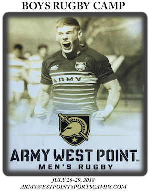West Point 2018 Rugby Camp