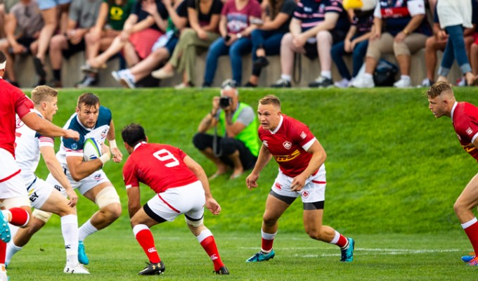 USA star Cam Dolan has been in superb form for years. David Barpal photo.