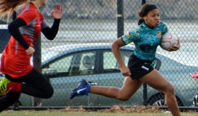 Current Olympian Ariana Ramsey.