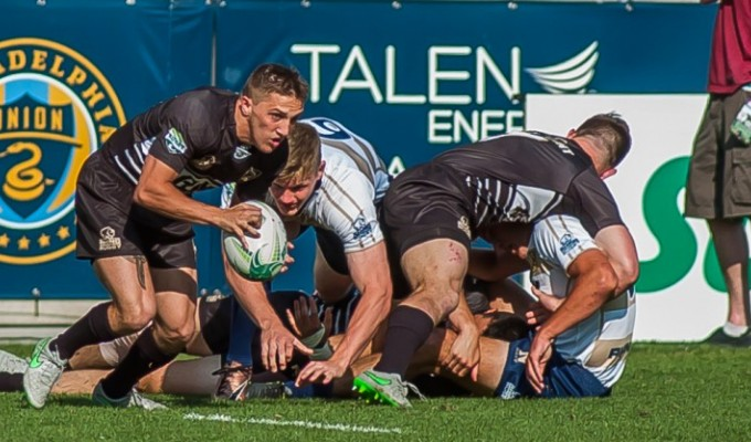 Action between Army and Navy at the 2016 CRC. The venue will be different, and the city ... what else? Photo Colleen McCloskey.