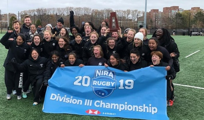 Bowdoin won the 2019 DIII title.