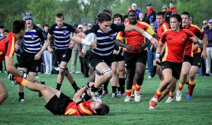 Gonzaga vs Jesuit from 2014. NewkPhoto.