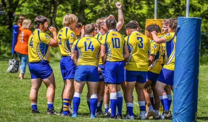 Carmel Rugby came together at the right time. Photo Jolene Broad Photography.