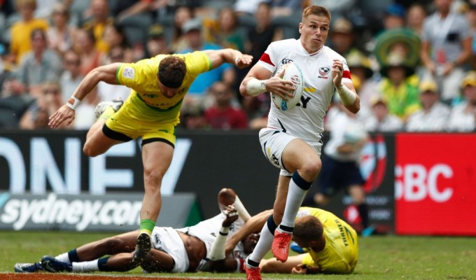 Cody Melphy has earned more time. Mike Lee KLC fotos for World Rugby.