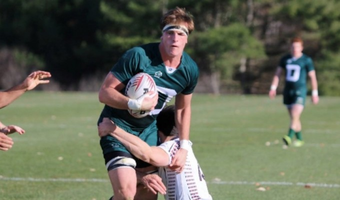 Dartmouth in action in 2017. The men's team has a ton of options. The women's team is happy in NIRA.