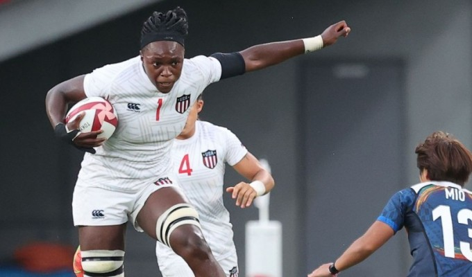 Cheta Emba has been a force. Mike Lee KLC fotos for World Rugby.