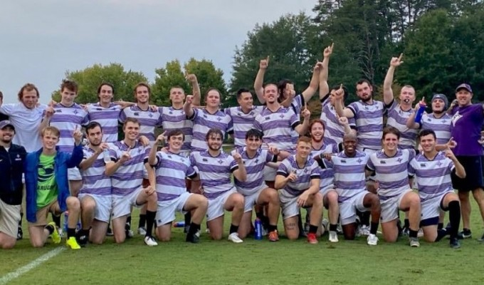 Furman is #1, for now.