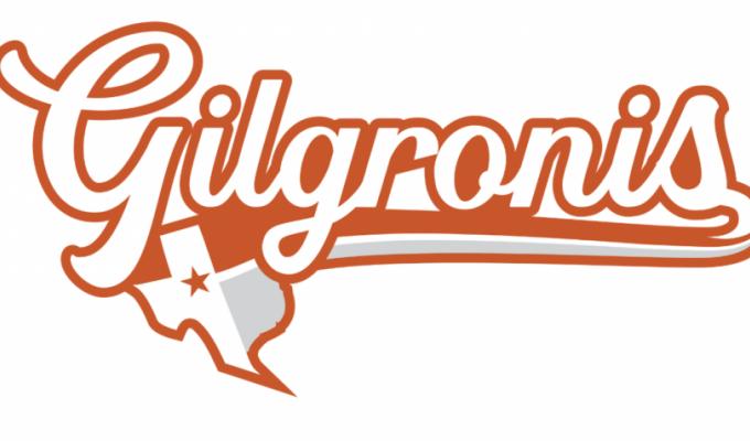 Austin Gilgronis logo.