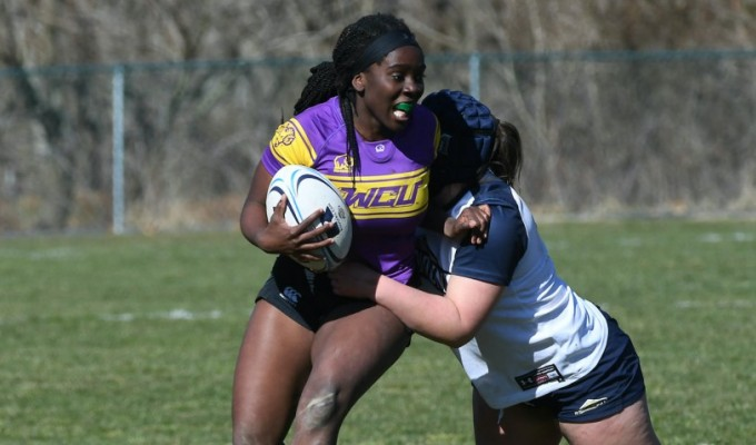Juah Toe in action for West Chester. Photo West Chester Athletics.