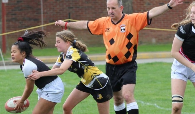 Morris vs Aspetuck from this past weekend. Photo Morris Rugby.