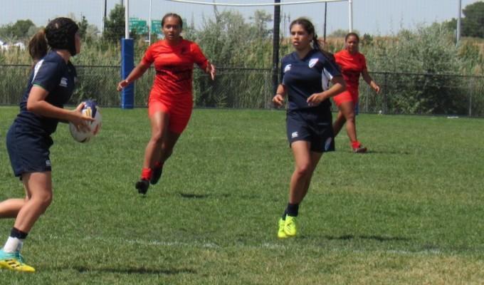 EIRA vs Kahuku U16 Girls. Alex Goff photo.