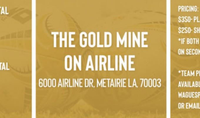 MLR's NOLA Gold will host four development camps this summer.