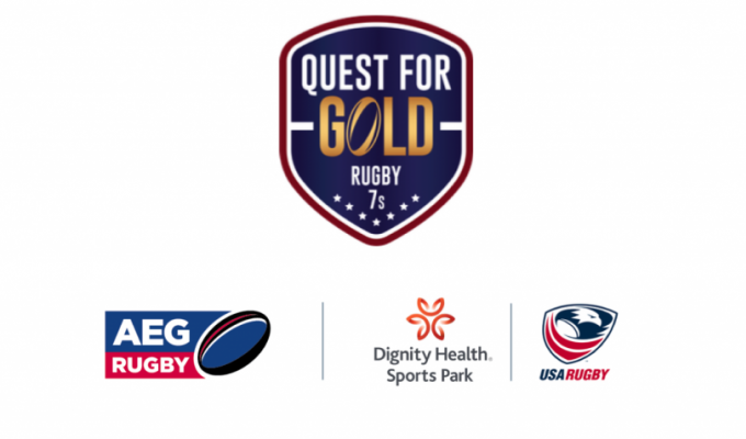 The Quest for Gold 7s will be June 25-26.