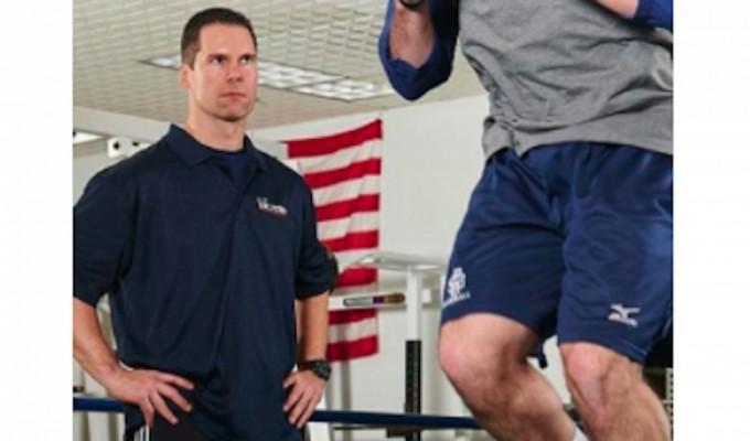 Rob Oshinskie runs Victory Nation Sports & Fitness.