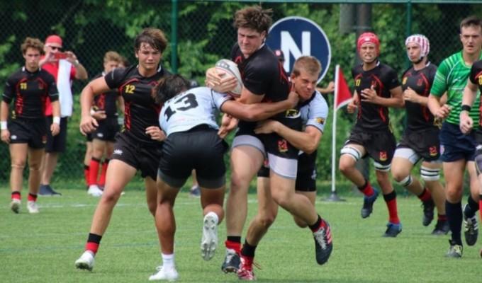 San Diego vs Tempe. Photo San Diego Mustangs rugby.