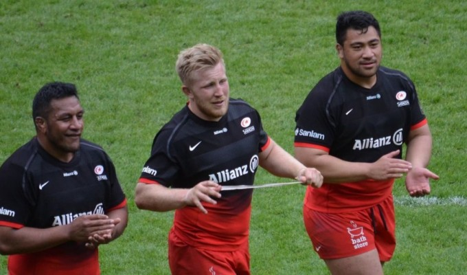 USA Islander All-Stars to Play Saracens