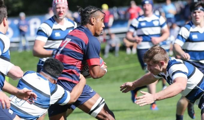 Photo courtesy Saint Mary's Rugby.