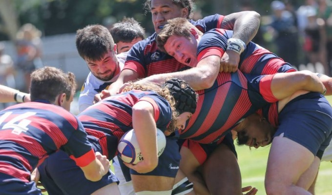 Photo Saint Mary's Rugby.