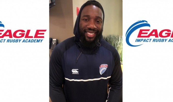 South African rugby star Tendai Mtawarira