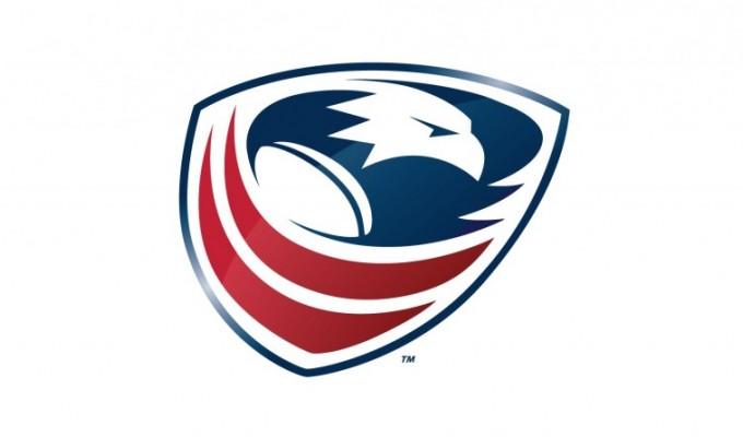 USA Rugby logo.