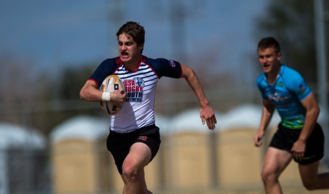 The USA South, now the Panthers Rugby Academy, is featured heavily in the Tropical 7s. David Barpal photo.