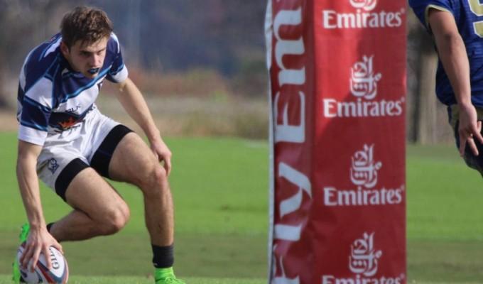James Lyons for Villanova Rugby.