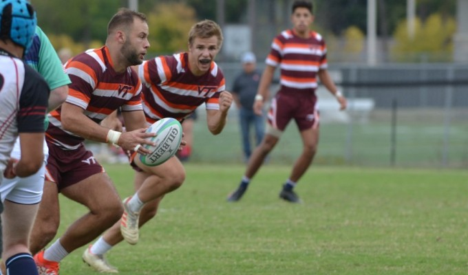 Photo courtesy Virginia Tech Rugby.