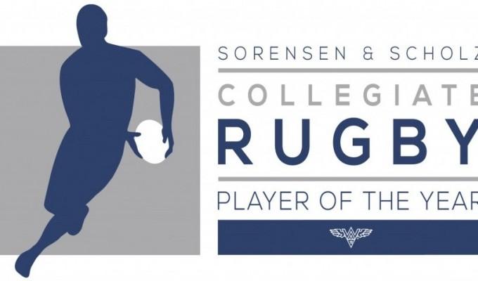 The MA Sorensen Award is presented by the Washington Athletic Club.