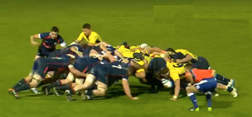 Usa V Romania Breakdown Goff Rugby Report