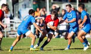 This was the West Coast 7s in 2019. David Barpal photo.
