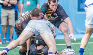 Beltway in the 2018 Club 7s Championships. Colleen McCloskey photo.