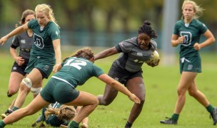 Dartmouth and West Point are just two over over 16 NCAA women's rugby programs currently operating.