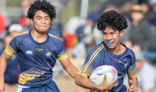 Belmont Shore plays some pretty rugby. Brian Jackson photo.