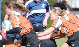 Charlotte Tigress in action. Photo Charlotte Tigress.