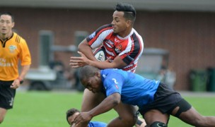 Action from the 2017 Club 7s Championships. Dropkick Photos.