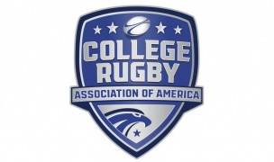 College Rugby Association of America Logo.