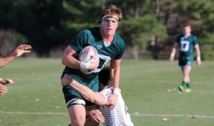Dartmouth's consistency puts the Big Green on top. Photo Dartmouth Rugby.
