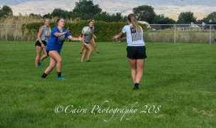 Eagle HS girls training. Cairn Photography.
