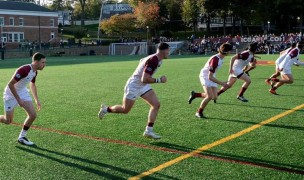 Iona is ready to charge into the playoffs.
