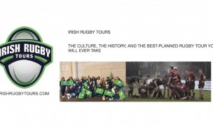 Irish Rugby Tours is a GRR sponsor.