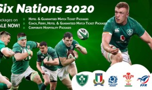 Irish Rugby Tours Package To The Six Nations