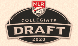 The Major League Rugby Draft is June 13.