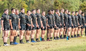 Army is now 2-0 in the Rugby East. Colleen McCloskey photo.